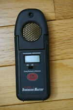 Calculated Industries Laser Dimension Master Ultrasonic Distance Measurer 3338