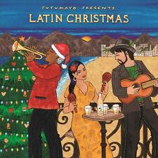 PUTUMAYO PRESENTS - LATIN CHRISTMAS - CD - Sealed