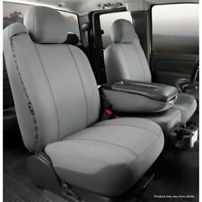 FIA SP87-17GRAY Seat Protector Series Front 40/20/40 Split Seat Cover Gray