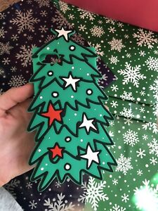 Christmas Tree iphone 7/8 case Silicone