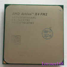 AMD Athlon X4 760K 3.8GHz Quad Core Socket FM2 100W AD760KWOA44HL Processor