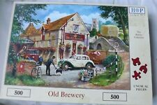 THE HOUSE OF PUZZLES 500 PIECE Jigsaw Puzzle -The Ruxley Collection: Old Brewery