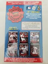 MOUNTED MEMORIES GAME USED DIRT DISPLAY CASE MLB CERTIFIED AUTHENTIC! SEALED NEW