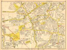 ROMFORD Hornchurch Dagenham Emerson Park Gidea Park. GEOGRAPHERS' A-Z 1948 map