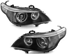BMW 5 Series E60 2002-2005 Xenon Adaptive Headlight LH & RH Side Assembled OEM