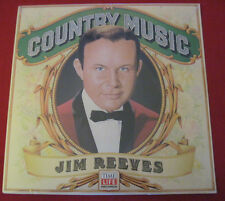 JIM REEVES COUNTRY MUSIC - TIME LIFE RECORDS STEREO - SEALED MINT LP COUNTRY