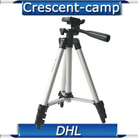 Universal Alu Kamera Stativ Kamerastativ Fotostativ Camcoreder Mini Foto-Apparat