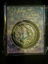 DISNEY SEPHORA COLLECTION 2015 Elsa &Anna Compact Mirror in Hand