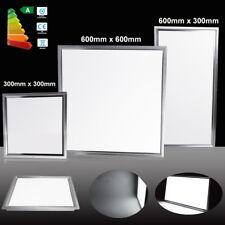 10/4/1x Dalle Plafond LED 300x300 / 300x600 / 600x600mm 12W 21W 48W Eclairage