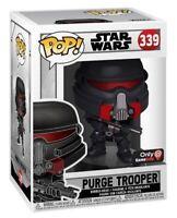 Funko Pop Star Wars Jedi Fallen Order 339 Purge Trooper Gamestop Exclusive