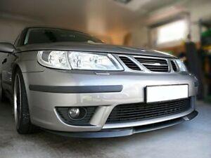 Saab 9-3 93 MK1 MK2 Front Bumper CUPRA R Euro Chin Spoiler Lip Valance Splitter