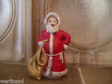 Goebel  Weihnachtsmann 1975 Nikolaus 74350-09 Sack St. Claus