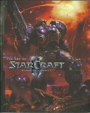 Art of Starcraft 2: Wings of Liberty by Samwise Didier