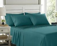 Egyptian Comfort 1800 Series Hotel Quality 6 Piece Deep Pocket Bed Sheets Set