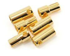 Castle Creations 8mm Bullet Connectors (3 pairs) # CSECCBUL83