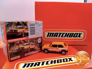 Volkswagen Golf MK 1 MBX City MATCHBOX Sport GTI Metal Parts