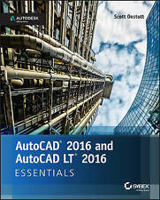 NEW AutoCAD 2016 and AutoCAD LT 2016 Essentials: Autodesk Official Press