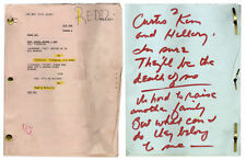 Owned & Annotated by Redd Foxx Royal Family Script