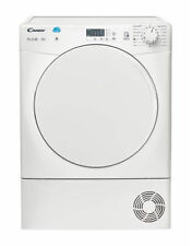 Candy CS C9LF-80 Condenser Tumble Dryer (Standing) - 9KG, White