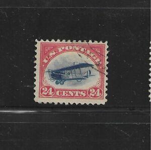 US Airmail  Scott  C-1/C-6    Used