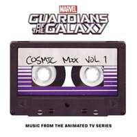 Various Artists - MARVEL GUARDIANES DE LA GALAXIA: Cosmic Mezcla Vol.1 NUEVO CD