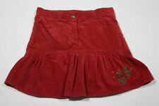 GYMBOREE GIRLS  9 SKORT RED MOUNTAIN CABIN PINECONE HOLIDAY SEQUINS FALL WINTER