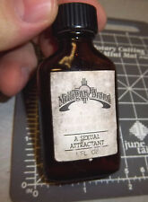 "Mulligan brand bottle of ""sexual attractant"" the rut stuff, cow in heat lure"