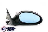 BMW 1 Series 1 E87 Heated Power Fold Right Wing Mirror O/S Black Sapphire 475