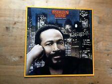 Marvin Gaye Midnight Love Excellent Vinyl Record CBS 85977
