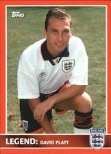 2005 Topps England #74 David Platt LEG