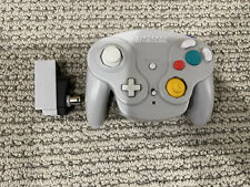 Nintendo GameCube Wavebird Controller and Receiver Tested and Working DOL-004