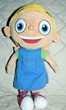 "Girl Doll stuffed plush 12"""