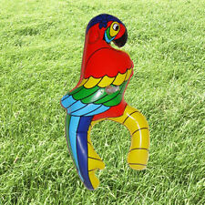 28cm Inflatable Tropical Pirate Shoulder PARROT Bird Fancy Dress Accessory