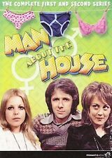 DVD Man About the House 2-Disc Set Complete First & Second Series 1 & 2 2007 NEW