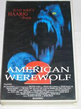 UFA Video 4412 - American Werewolf 2 - VHS/Horror/Julie Delpy/Tom Everett