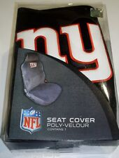 NFL NIB CAR SEAT COVER BY FREMONT DIE - NEW YORK GIANTS