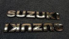 1982 Suzuki GN250 GN 250 S266-1 Tank Emblems NICE!