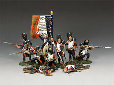 King and Country Napoleon's Imperial Guard The Old Guard Set No. 2 NA-S02