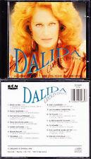 DALIDA   RARISSIMO CD   CANTA EN ESPANOL   Made In SPAGNA 1992 Gigi L'AMOROSO