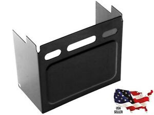 Battery Box Cover Harley Dyna SUPER WIDE GLIDE LOW RIDER 1973-1985 66347-91-1996