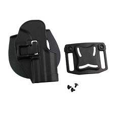CQC HK USP Compact Right Hand Gun Belt Holster Tactical Airsoft RH Pistol Paddle