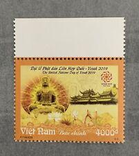 Vietnam Stamp 2019 United Nations Day Of Vesak VN #1107 Mint MNH
