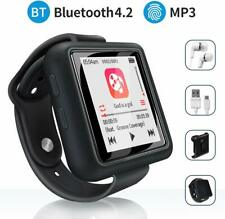 Sport Music Clip, 8GB Bluetooth MP3 Player with FM Radio/Voice Record Function,
