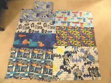 Lot of (9) Kids Character Pillow Cases-Batman-Toy Story-Star Wars-Nemo FREE SHIP