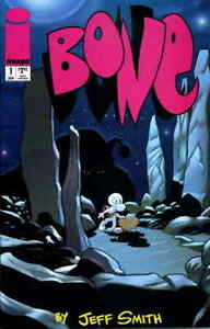 Bone (2nd Series) #1 VF/NM; Image | save on shipping - details inside