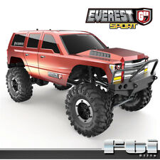 Redcat Racing Everest Gen7 Sport 1/10 Orange Brushed Electric Off-Road RC Truck