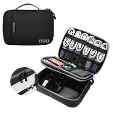 Waterproof Travel Cable Case Cord Accessories Storage Bag Electronic Organizer