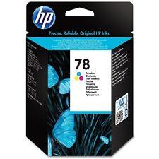 78D HP78 No78 C6578D HP NEW GENUINE ORIGINAL INK CARTRIDGE 950 750 9300 920c 290