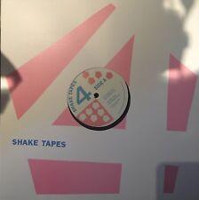 SHAKE TAPES Volume 4 (feat Dan Shake cut, Jamie 3:26)