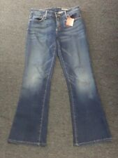 CHIP & PEPPER Medium Wash Cotton Blend Low Rise Bootcut Jeans Size 28 EE5106